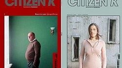 Citizen K Russia Covers, #1-2 and #6, 2012